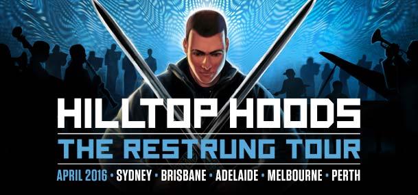 Hilltop Hoods Australian Tour  Tickets