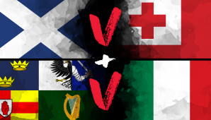 Scotland v Tonga and Ireland v Italy