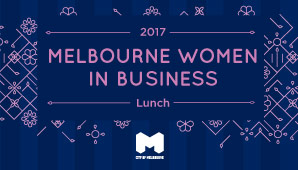 2017 Melbourne Women in Business Lunch