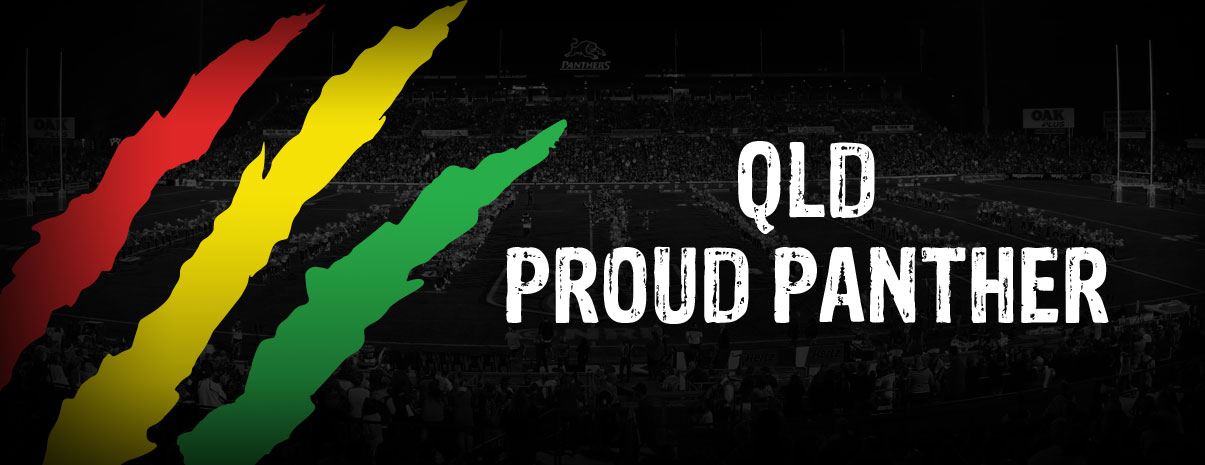 QLD Ticketed Proud Panther Membership