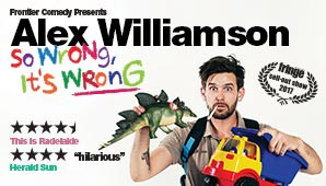 Alex Williamson – So Wrong, It's Wrong