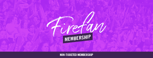 Firefan Membership (non-ticketed)