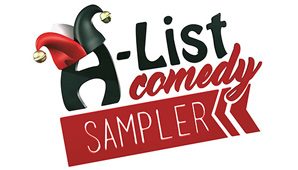 A-List Comedy Sampler