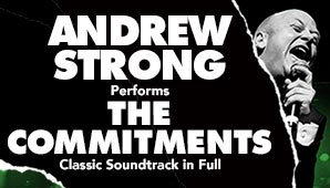 Andrew Strong (Ireland) Performs The Commitments