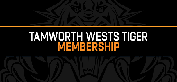 Tamworth Wests Tiger
