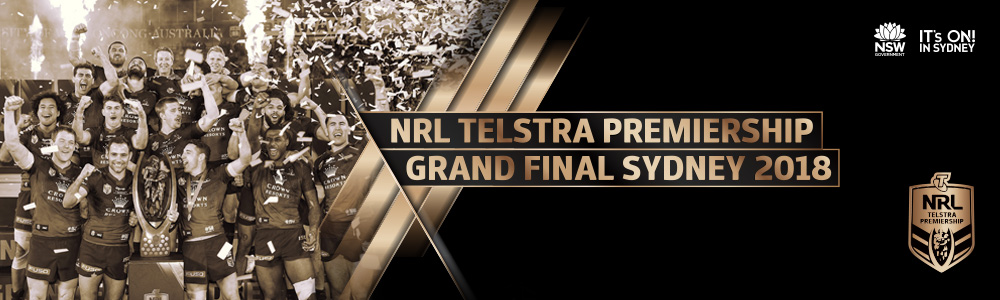 2018 NRL Telstra Premiership Grand Final