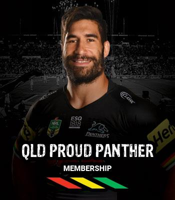 QLD Proud Panther