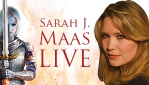 An Afternoon with Sarah J Maas