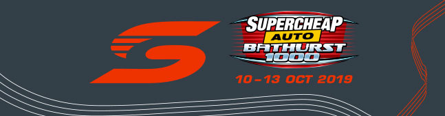 2019 Supercars Supercheap Auto Bathurst 1000