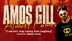 Amos Gill: Almost Famos