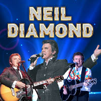 50 years on - Neil Diamond Tribute