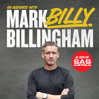 An Audience With Mark 'Billy' Birmingham