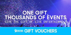 Ticketek Australia | Official Tickets for Sport, Concerts, Theatre