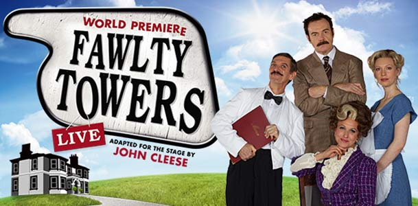 Fawlty towers perth
