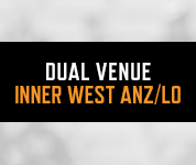 Dual Venue Inner-West (ANZ/LO)