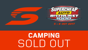 2017 Supercheap Auto Bathurst 1000 Camping