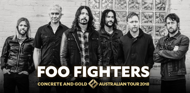 Foo fighters melbourne tickets
