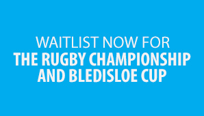 Rugby Championship and Bledisloe Cup: Waitlist
