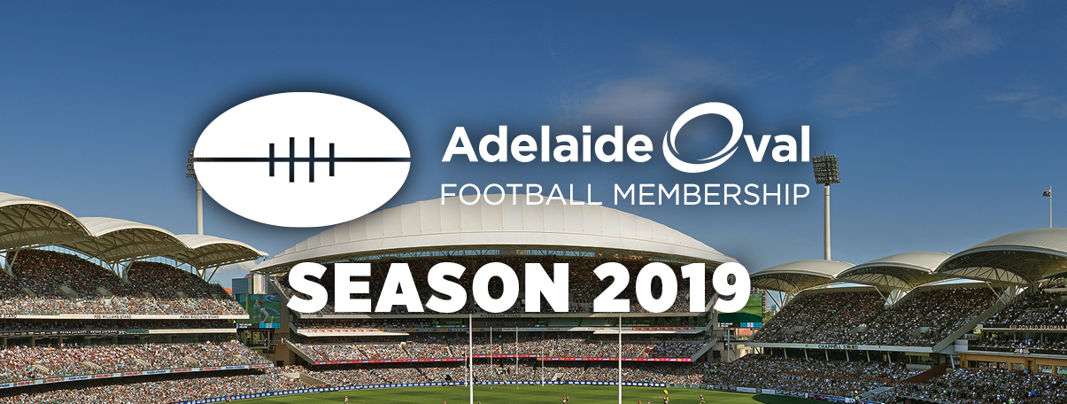 Adelaide Oval Football Membership