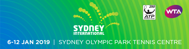 Image result for 2019 sydney international