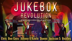 Boys In The Band - Jukebox Revolution