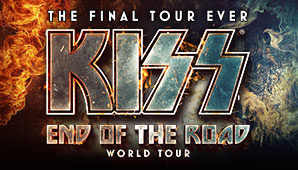 KISS - End of the Road World Tour