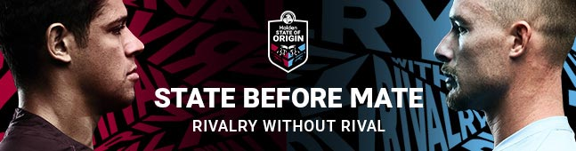 2019 Holden State of Origin Series
