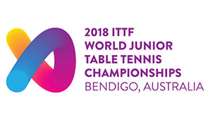 2018 ITTF World Junior Table Tennis Championships