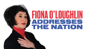 Fiona O'Loughlin Addresses the Nation