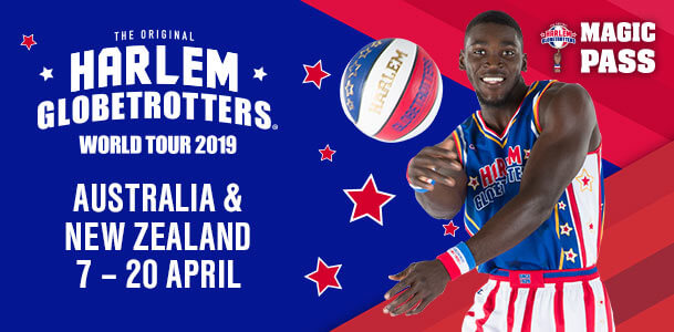 Harlem Globetrotters - World Tour 2019