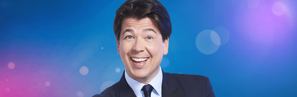 Michael McIntyre's Big World Tour