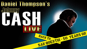 Johnny Cash Live – Back To San Quentin