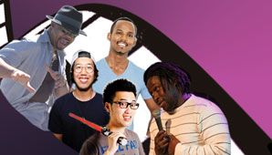 African American & Asian Comedy Tour