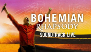 Adam Thompson: Bohemian Rhapsody Live