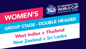West Indies v Thailand, New Zealand v Sri Lanka