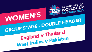 England v Thailand, West Indies v Pakistan