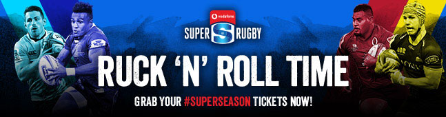 2019 Vodafone Super Rugby Season