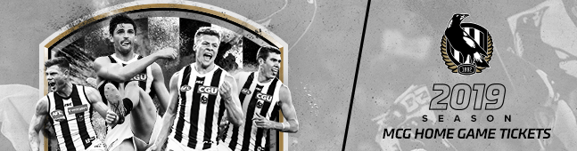 2019 Collingwood Home Season