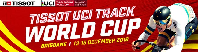 2019 Tissot UCI Track World Cup - Brisbane