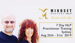 7 Day NLP Practitioner Training Certification