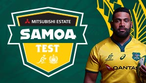 2019 Qantas Wallabies v Samoa Test Match