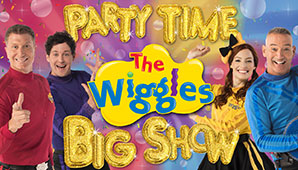 The Wiggles - Party Time! Big Show!