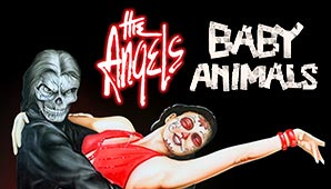 The Angels & Baby Animals: They Who Rock