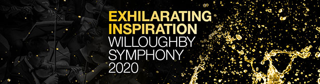Willoughby Symphony Orchestra 2020 Season