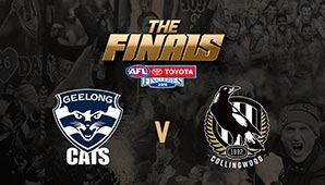 Geelong Cats V West Coast Eagles Semi Final 1 Official Tickets Tour And Event Information Ticketek Australia