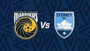 Central Coast Mariners v Sydney FC