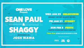 Sean Paul & Shaggy