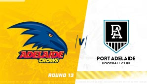 Adelaide Crows vs. Port Adelaide