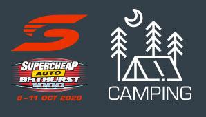 Supercheap Auto Bathurst 1000 Camping