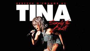 """Simply the Best"" Rebecca O'Connor as Tina Turner"